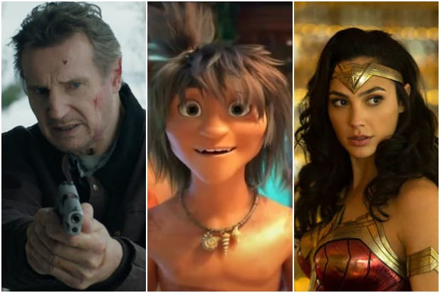 Movies Still Opening in Theaters in 2020
