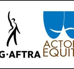 SAG-AFTRA Actors Equity