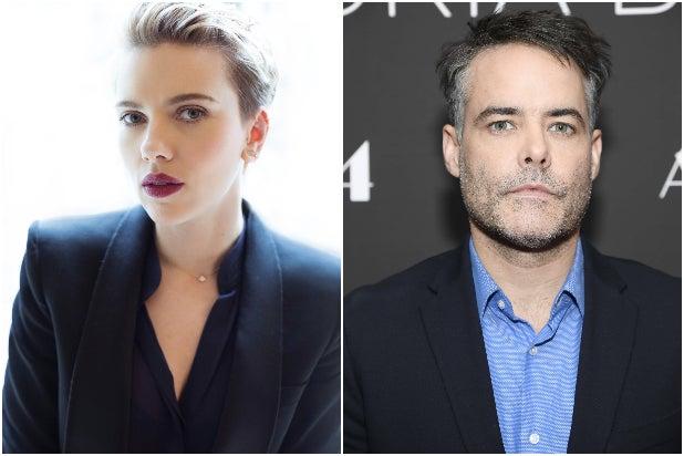 Scarlett Johansson Sebastian Lelio Bride