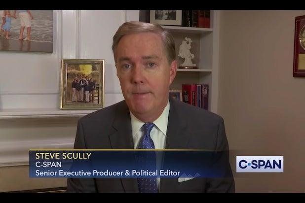 Steve Scully C-SPAN