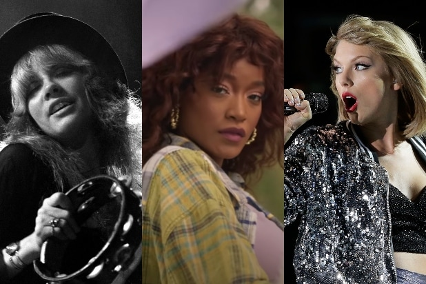 Keke Palmer, Taylor Swift and 9 More Artists Whose Music Got Political for the 2020 Election (Video)