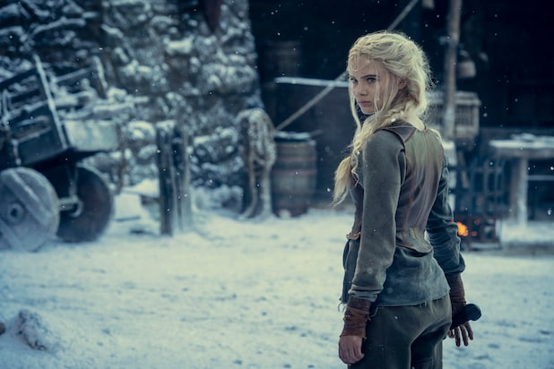 The Witcher Season 2 Ciri
