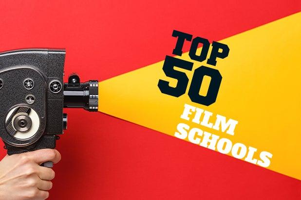 Top 50 film schools 2020