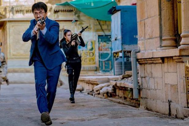 Vanguard Jackie Chan