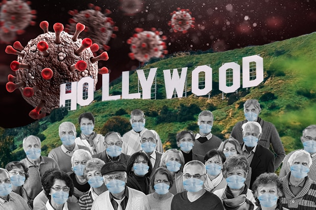Older Actors Fear Pandemic Has Made Hollywood's Ageism Worse