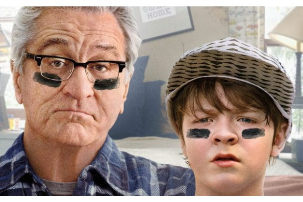 War With Grandpa Robert De Niro