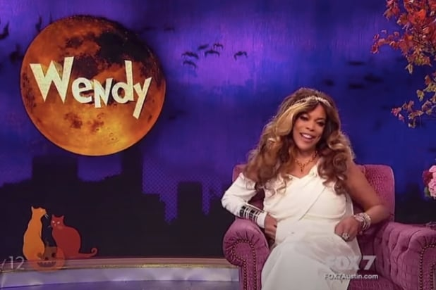 Wendy Williams Halloween 2020