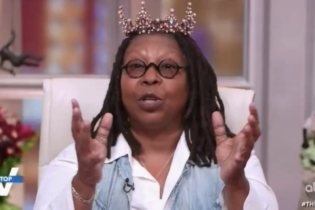 The View Whoopi Goldberg