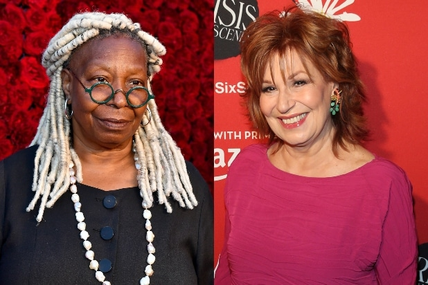 Whoopi Goldberg Tells Joy Behar 'Don't Flip Out' Over Election Worries (Video)