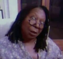 'The View's Spooky-Cute Halloween Cold Open: Nobody Scares Whoopi Goldberg (Video)