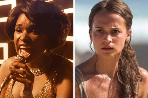 Aretha Franklin biopic, Tomb Raider