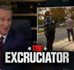 bill maher says republicans have turned voting into american ninja warrior