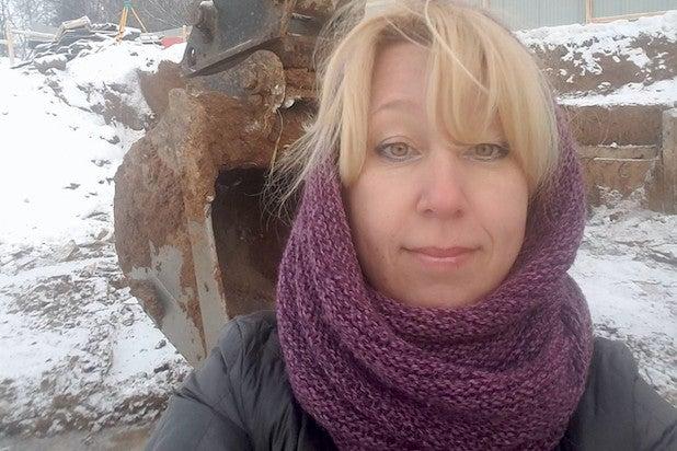 irina slavina Russian journalist