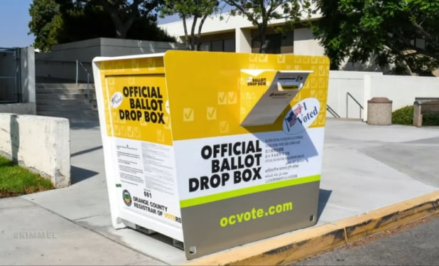 jimmy kimmel live real ballot box