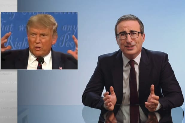 last week tonight with john oliver donald trump has covid white house still can't learn anything