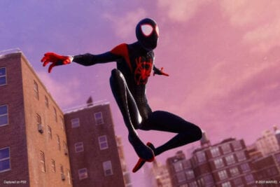 'Spider-Man: Miles Morales' Game Brings Back the 'Spiderverse' Suit