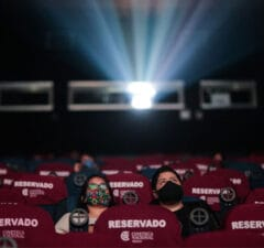 movie theaters pandemic