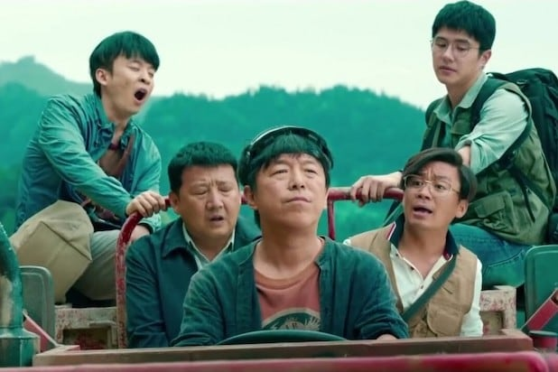 My People, My Homeland China Box Office