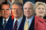 presidential concession speeches richard nixon jimmy carter john mccain hillary clinton