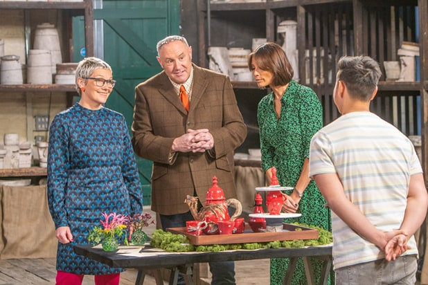 The Great Pottery Throw Down On Its Edge Over Great British Bake Off