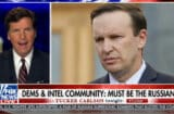 tucker carlson tonight democrats collaborating with deep state to elect biden and beat trump