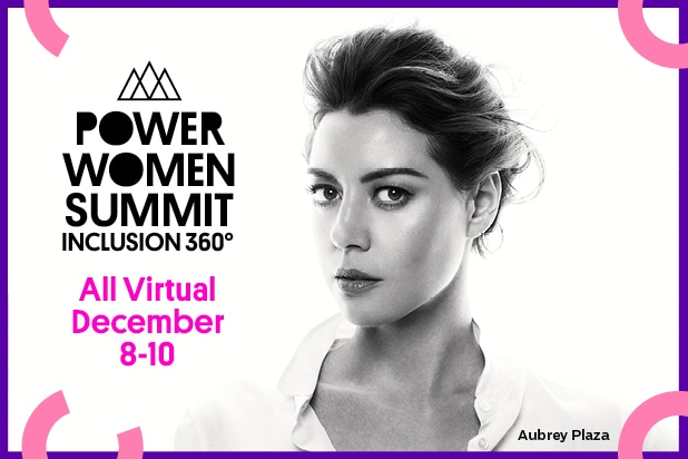 Aubrey Plaza Joins Power Women Summit 2020