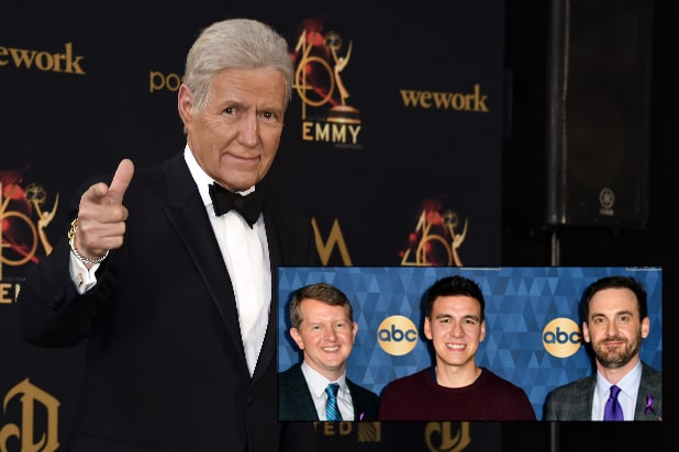 'Jeopardy!' Champs 'Gutted' by Death of Alex Trebek: 'You Will Never Be Replaced in Our Hearts'