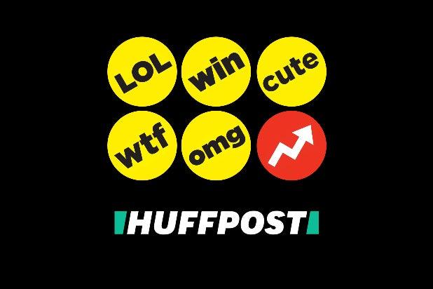 BuzzFeed, HuffPost logos