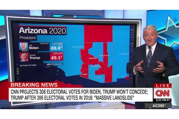 CNN John King 2020 election