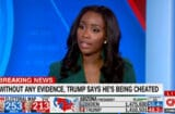 CNN's Abby Phillip Says Trump Is 'Trying to Take the Rest of the Country Down With Him'
