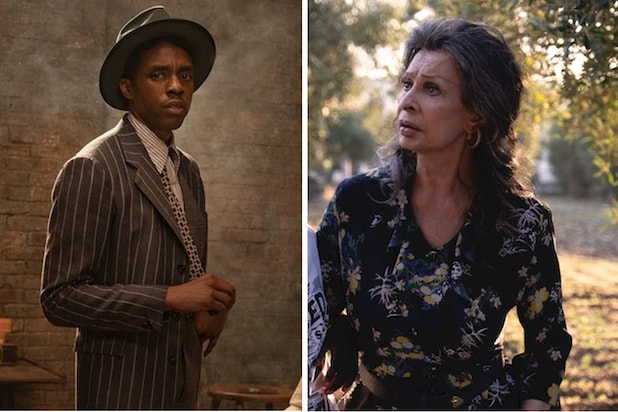 Early Predictions in Oscars' Lead Acting Races, From Chadwick Boseman to Sophia Loren