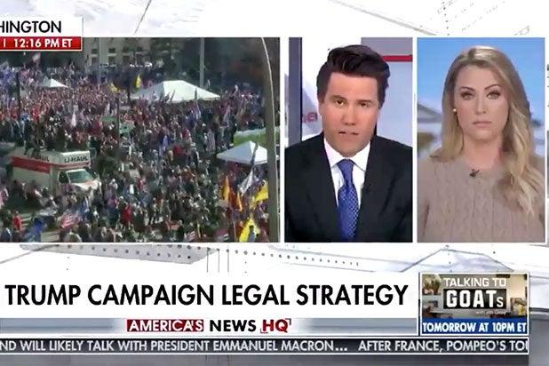Fox News Erin Perrine Leland Vittert