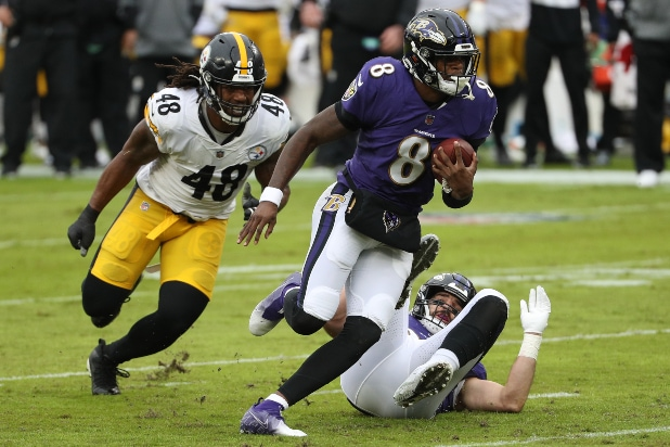 Ravens-Steelers Thanksgiving Primetime Game on NBC Postponed After COVID Outbreak