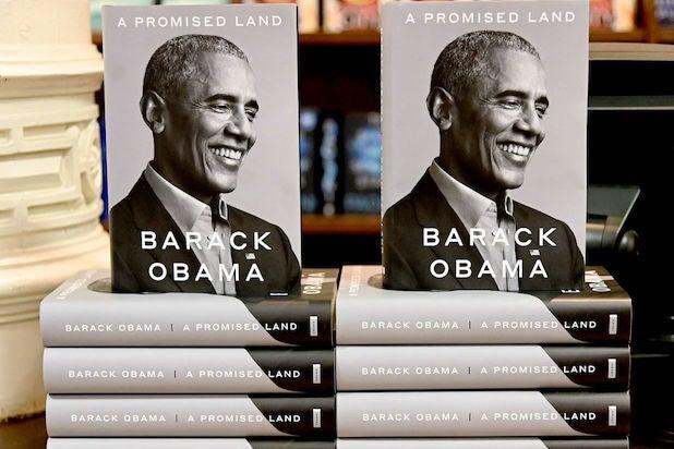 Barack Obama's 'A Promised Land'
