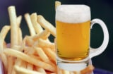 Fries beer election 2020 Google searches