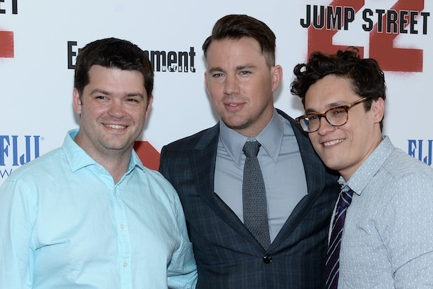 Channing Tatum Phil Lord Chris Miller