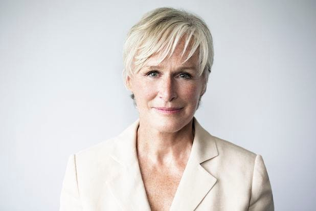 Glenn Close Swan Song