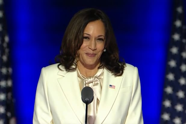 Kamala Harris acceptance speech