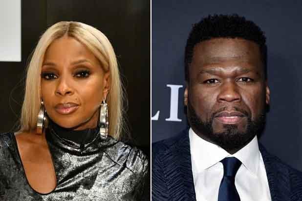 Mary J Blige 50 Cent