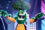 Masked Singer Broccoli