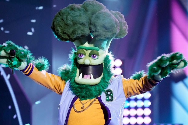 'The Masked Singer' Reveals Another Masked Contestant: And Broccoli Is…