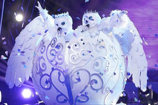 Masked Singer Snow Owls