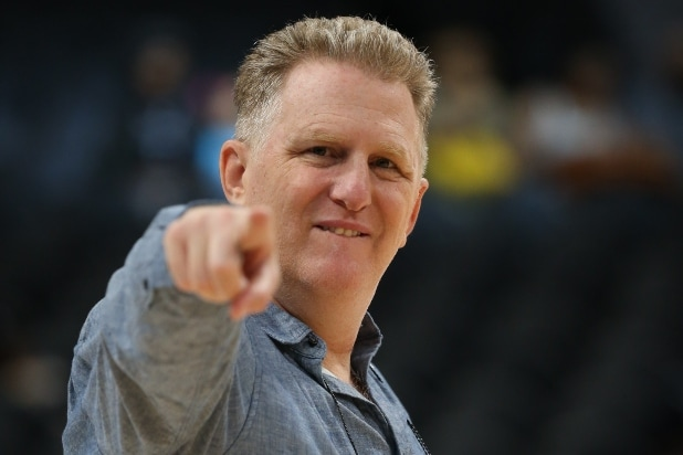 Michael Rapaport Threatens to 'Hog Tie' 'Pig Dick Donald' and Toss Him Out of the White House (Video)
