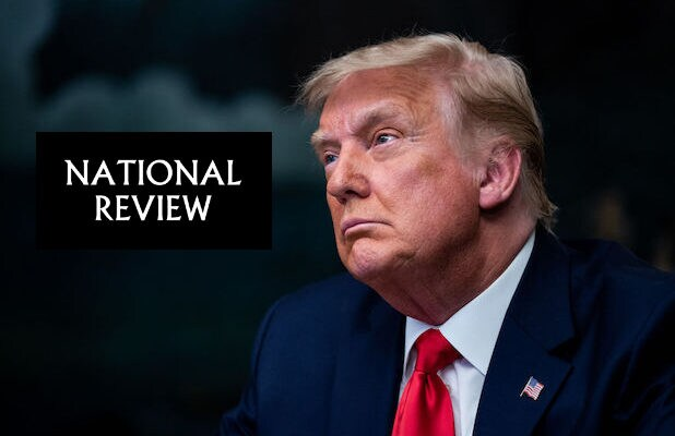 National Review, Trump