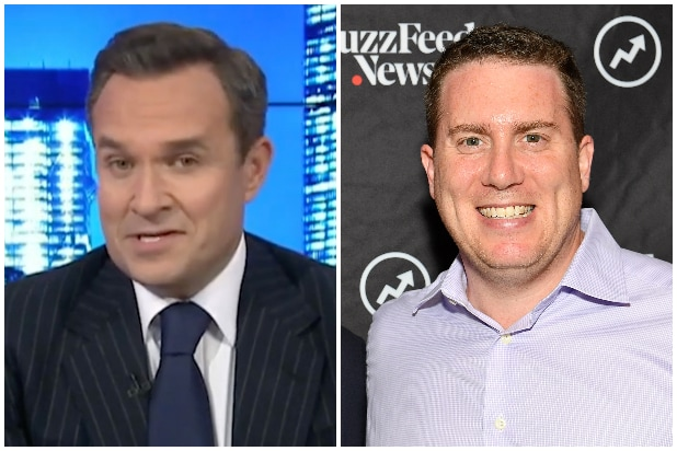 Newsmax Greg Kelly, Ben Smith