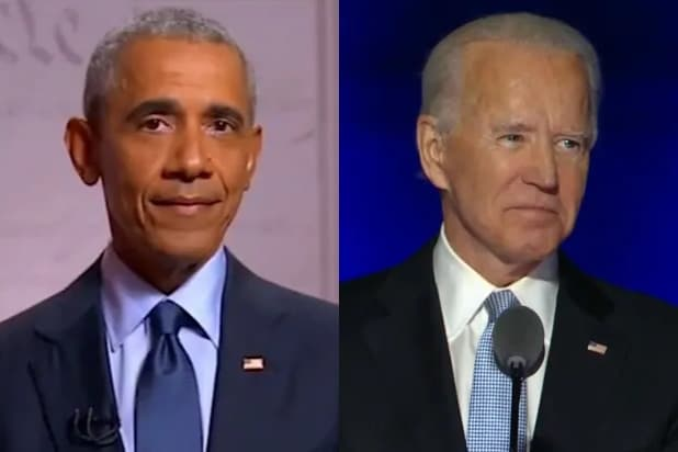 'The View': Is Obama's Book Promotion Distracting From Biden's Moment? (Video)