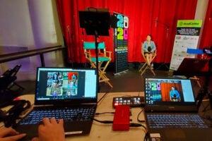 Virtual panel at deadCenter Film Festival