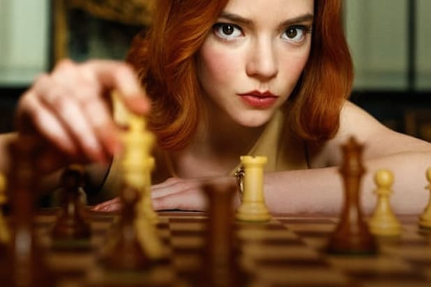 queen's gambit chess
