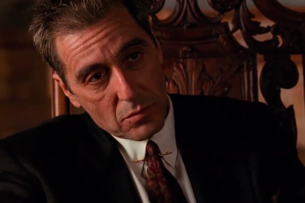 The Godfather Part III The Godfather Coda: The Death of Michael Corleone Al Pacino