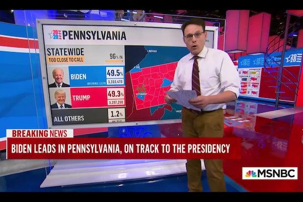 MSNBC Steve Kornacki